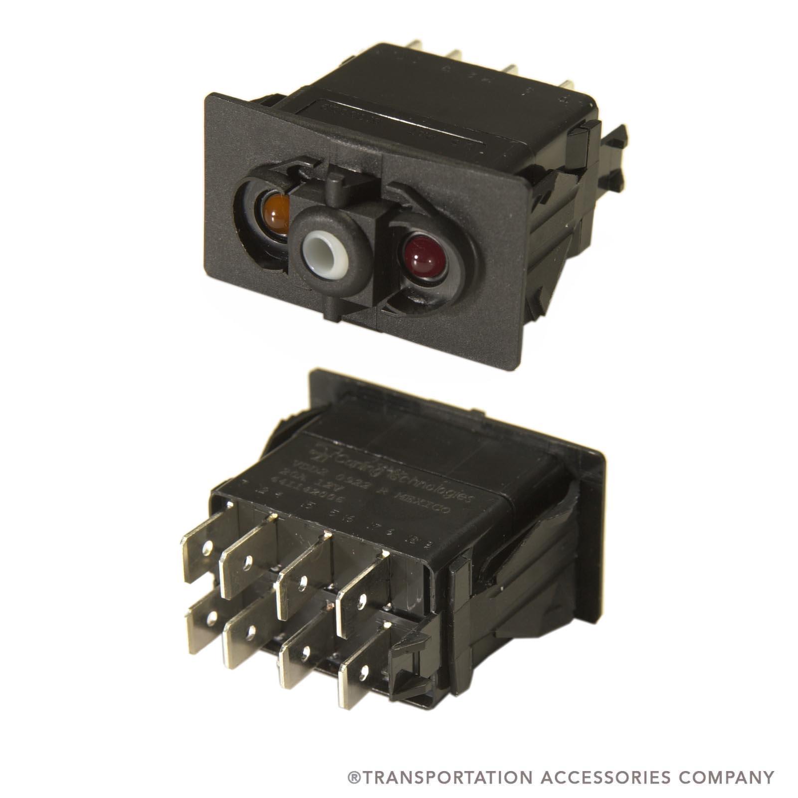 EDILKAMIN 684440 Panel Synoptische LX32ECO Switch Chip R684440